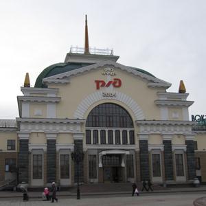 Железнодорожные вокзалы Абинска